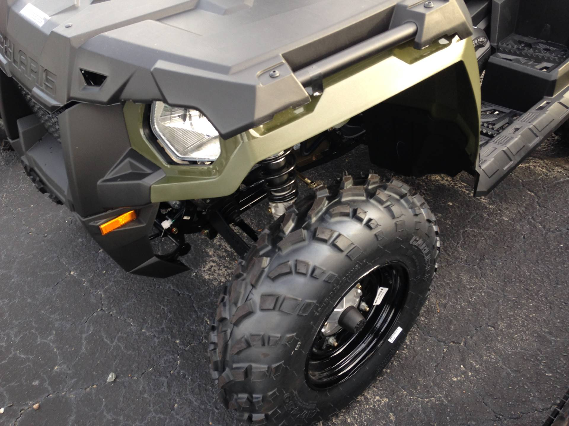 2017 Polaris Sportsman X2 570 EPS in Goldsboro, North Carolina