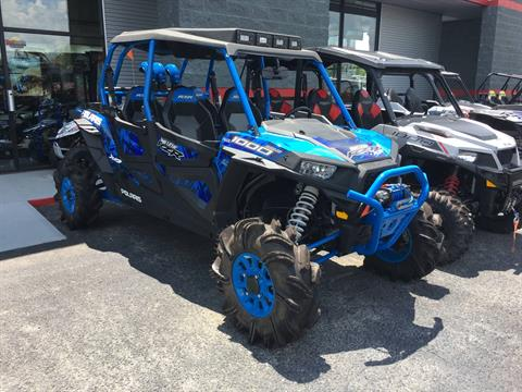 2017 Polaris RZR XP 4 1000 EPS High Lifter Edition in Goldsboro, North Carolina