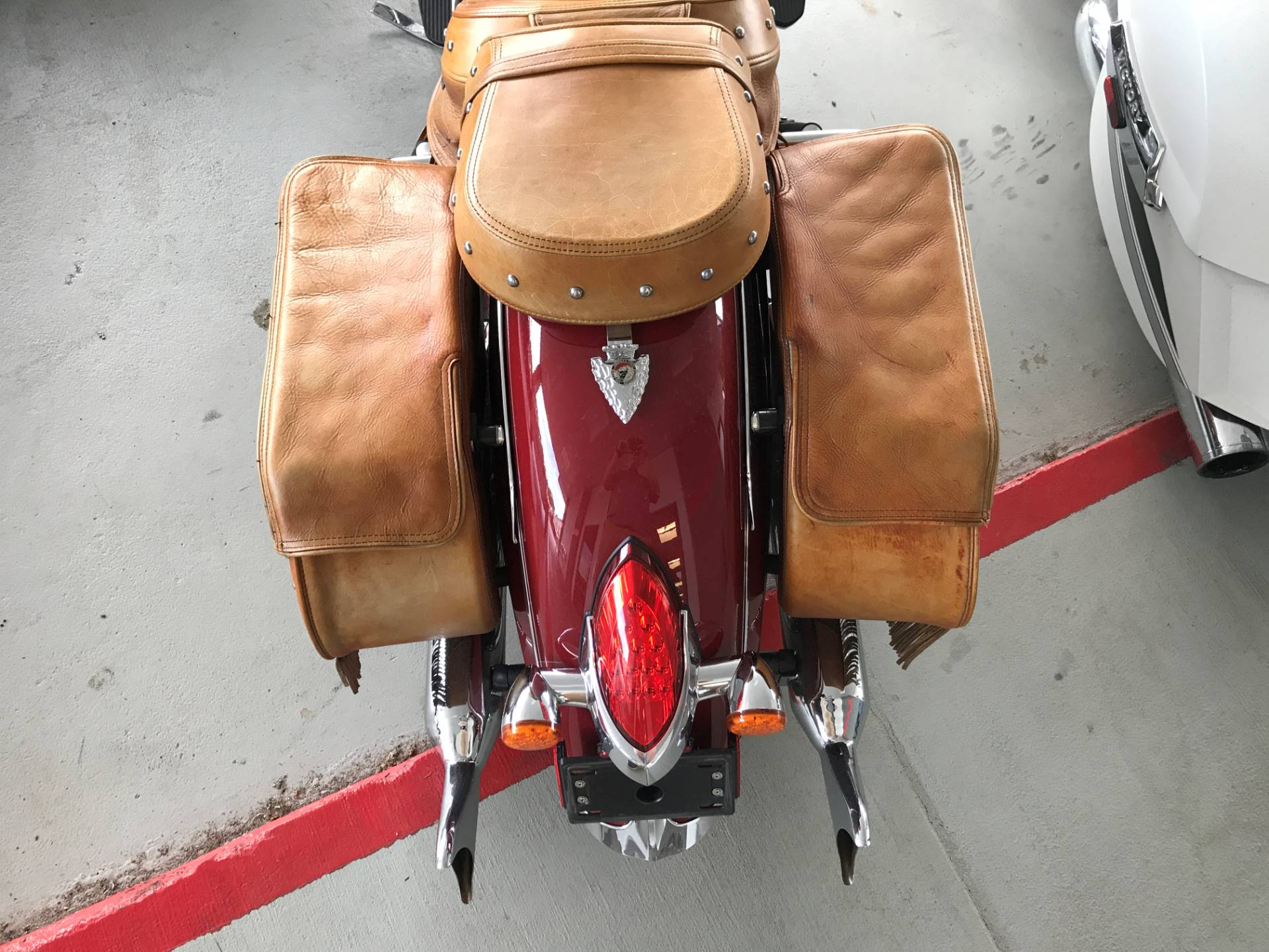 2014 Indian Chief® Vintage in Goldsboro, North Carolina