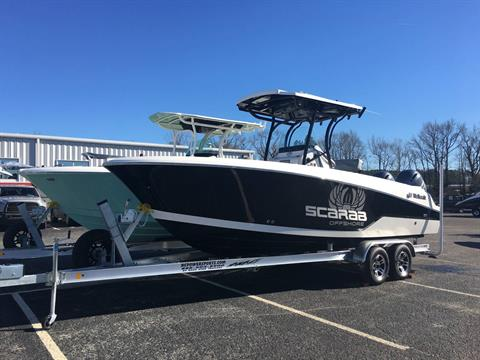 2018 Wellcraft 242 SCARAB OFFSHORE in ,