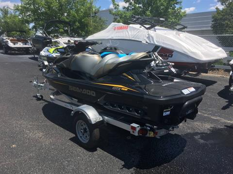 2017 Sea-Doo GTX 155 in Goldsboro, North Carolina