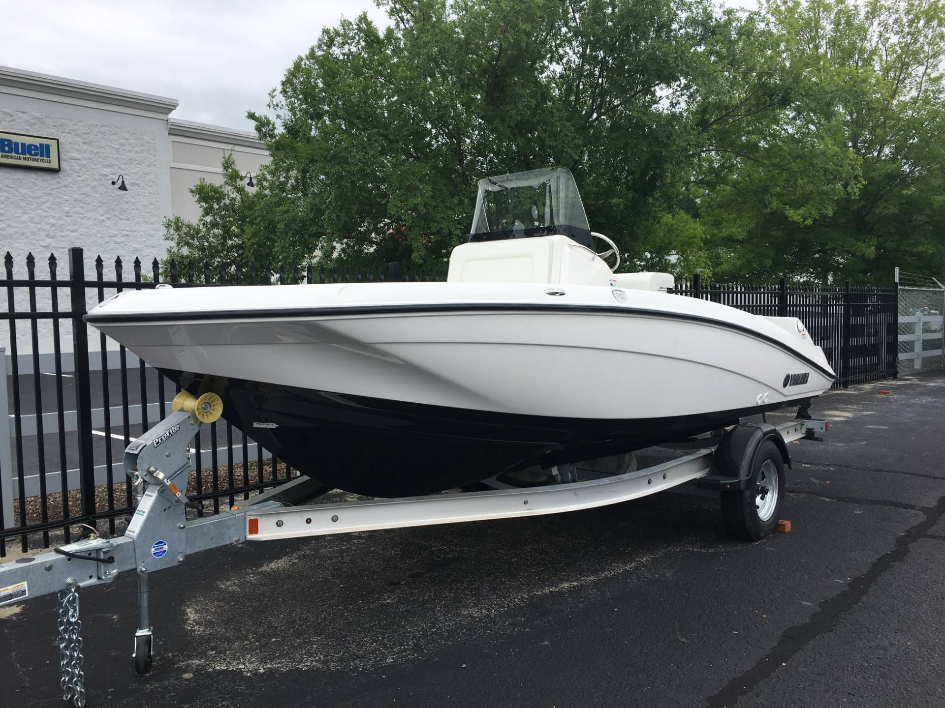 2017 Yamaha 190 FSH in Goldsboro, North Carolina