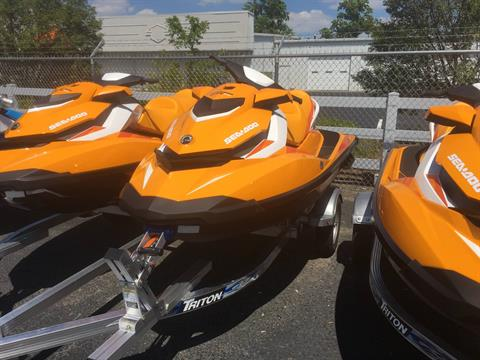 2017 Sea-Doo GTI SE in Goldsboro, North Carolina