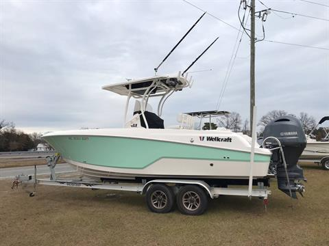 2017 Wellcraft 242F in Goldsboro, North Carolina