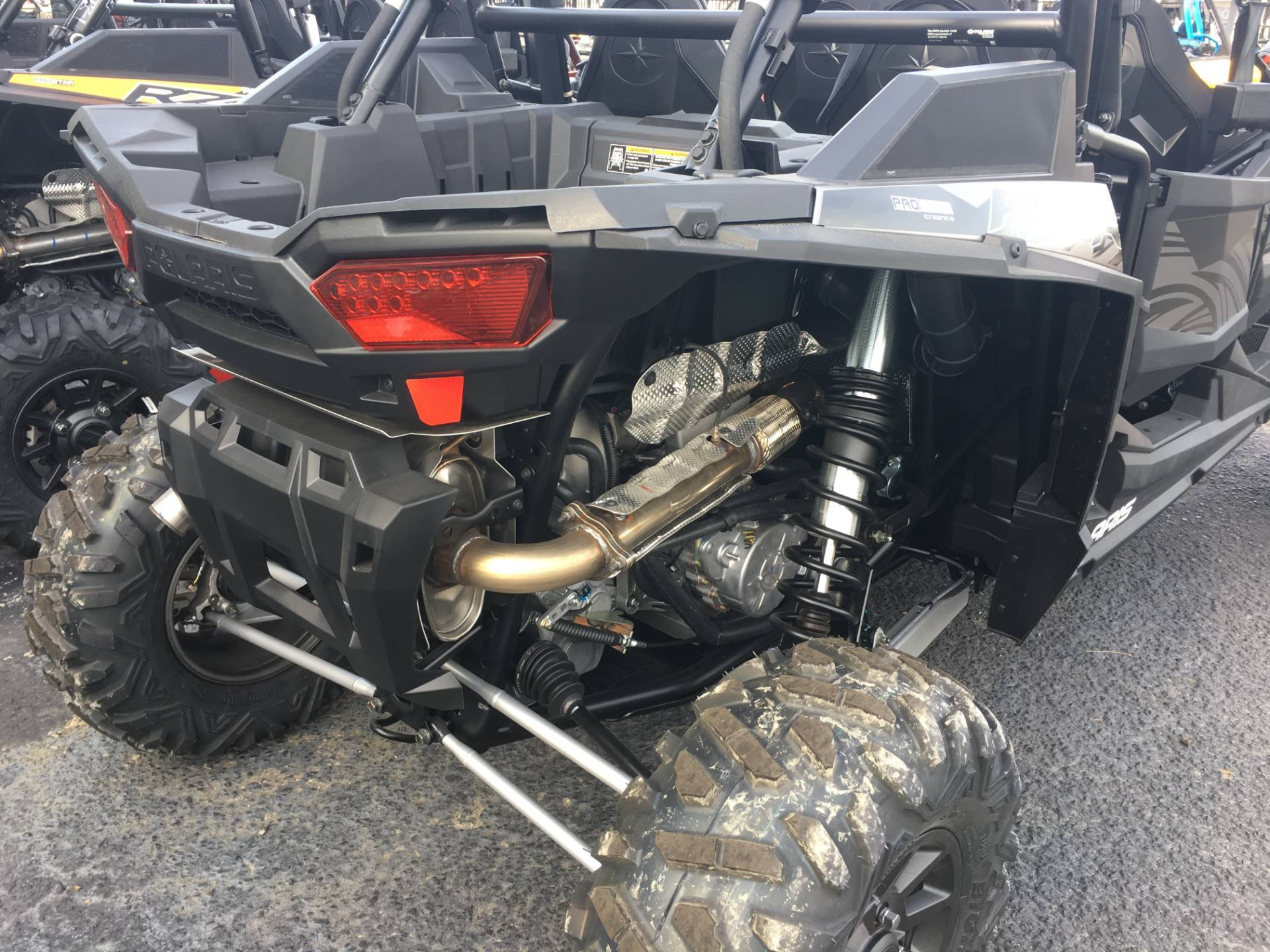 2017 Polaris RZR XP 4 Turbo EPS in Goldsboro, North Carolina