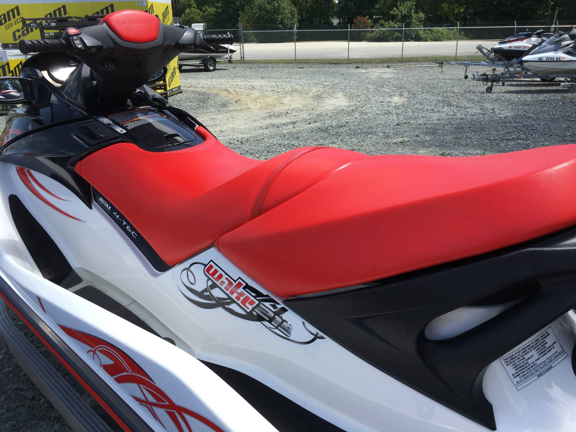 2008 Sea-Doo WAKE™ 215 in Goldsboro, North Carolina