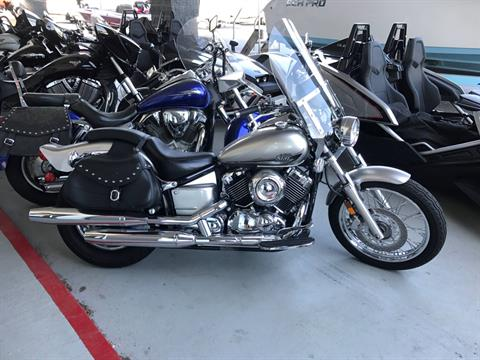 2014 Yamaha V Star 650 Custom in Goldsboro, North Carolina