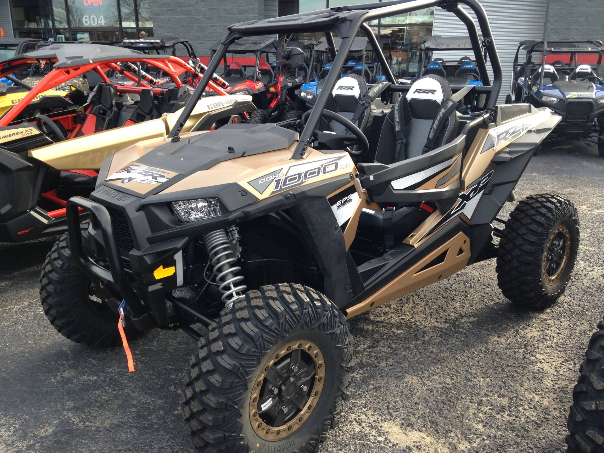 2017 Polaris RZR XP 1000 EPS LE in Goldsboro, North Carolina