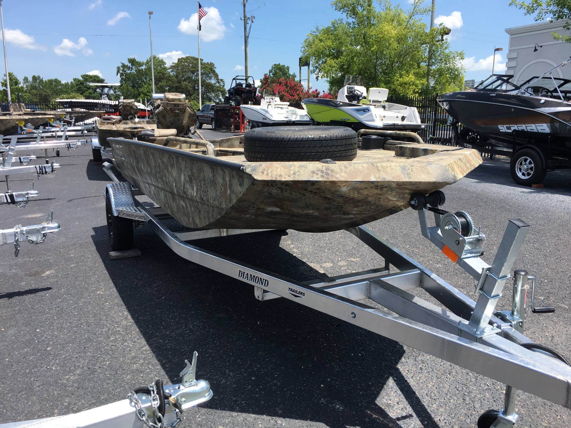 2018 Excel 1754 SW V F4 in Goldsboro, North Carolina