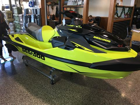 2018 Sea-Doo RXT-X 300 IBR & Sound System in Goldsboro, North Carolina