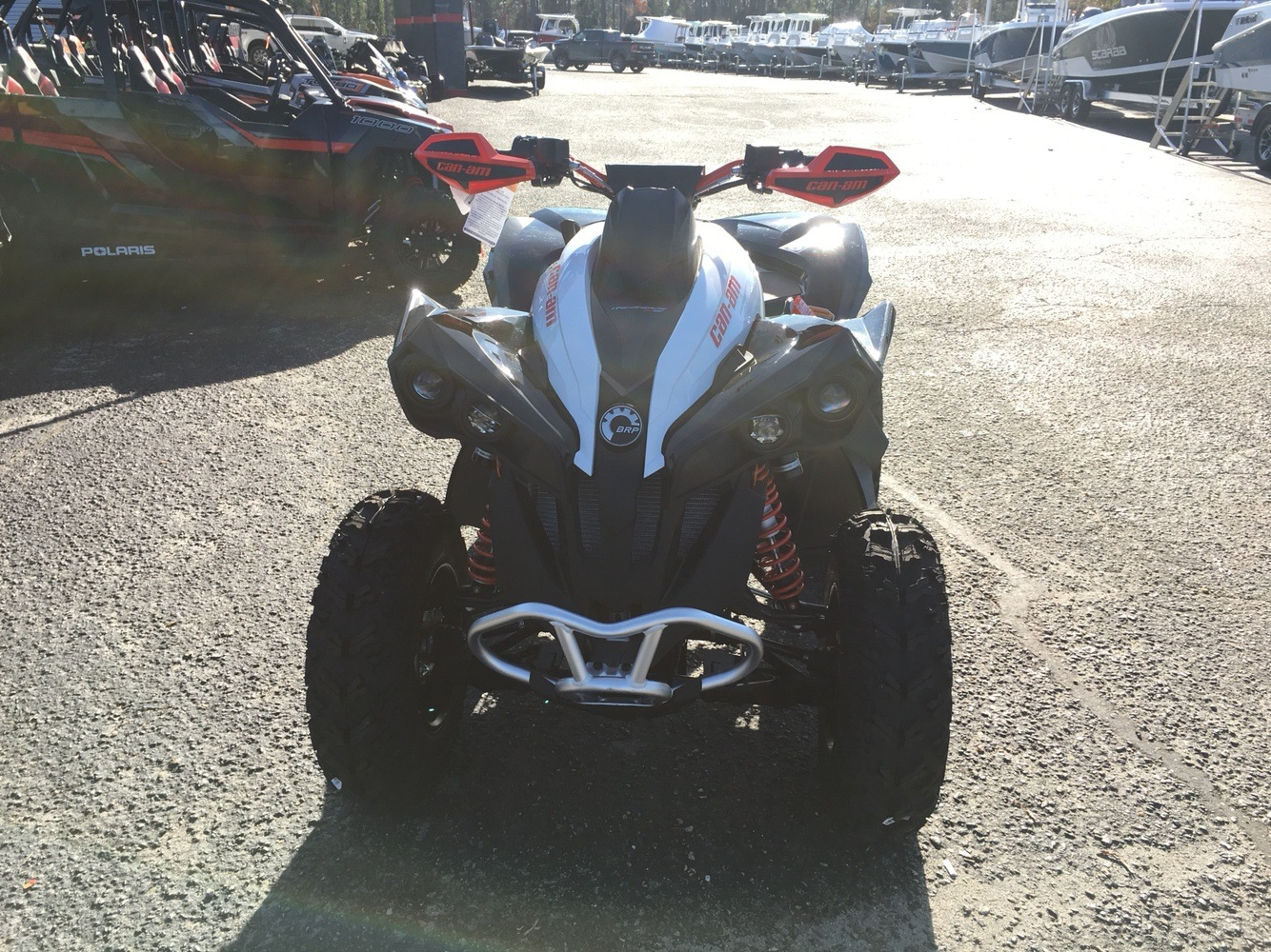 2018 Can-Am Renegade X xc 1000R in Goldsboro, North Carolina
