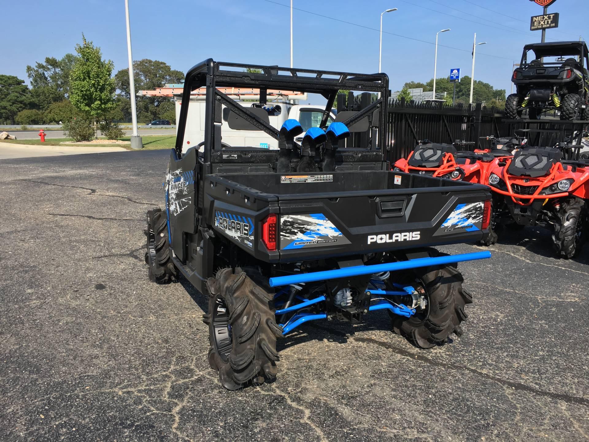 2017 polaris ranger xp 1000 eps high lifter edition in goldsboro north carolina
