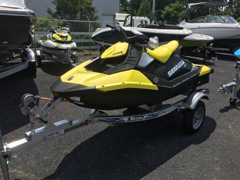 2017 Sea-Doo SPARK 2up 900 ACE in Goldsboro, North Carolina