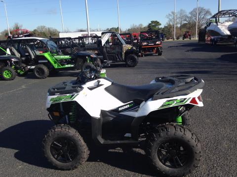 2016 Arctic Cat Alterra 500 XT in Goldsboro, North Carolina