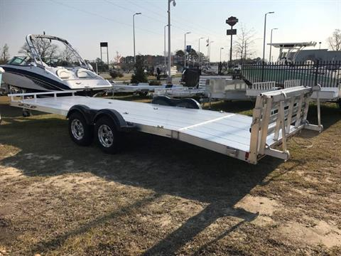 2017 Triton Trailers AUX2282EB-SPORT in Goldsboro, North Carolina