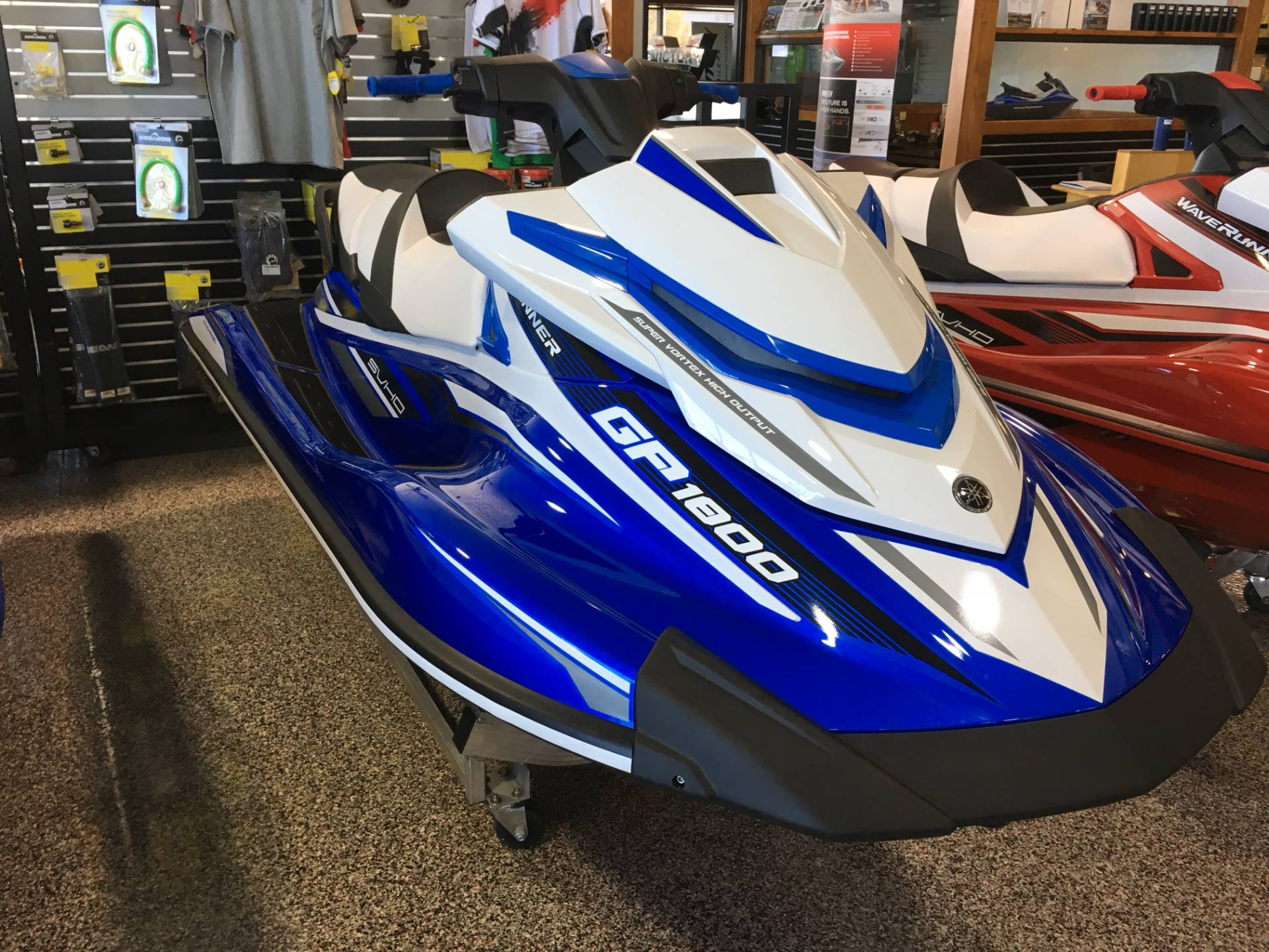 2017 Yamaha GP1800 in Goldsboro, North Carolina