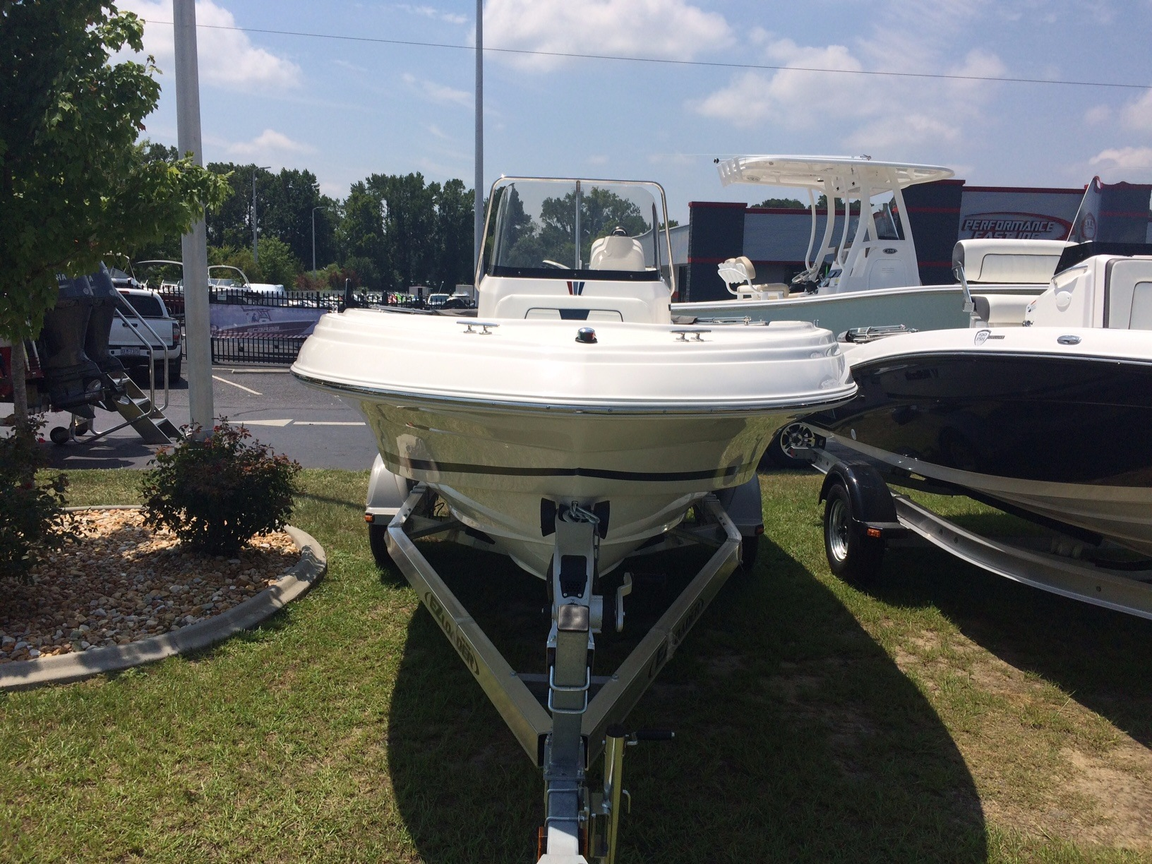 2017 Wellcraft 180 FISHERMAN in Goldsboro, North Carolina