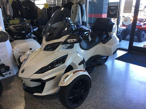 2018 Can-Am Spyder RT Limited in Goldsboro, North Carolina