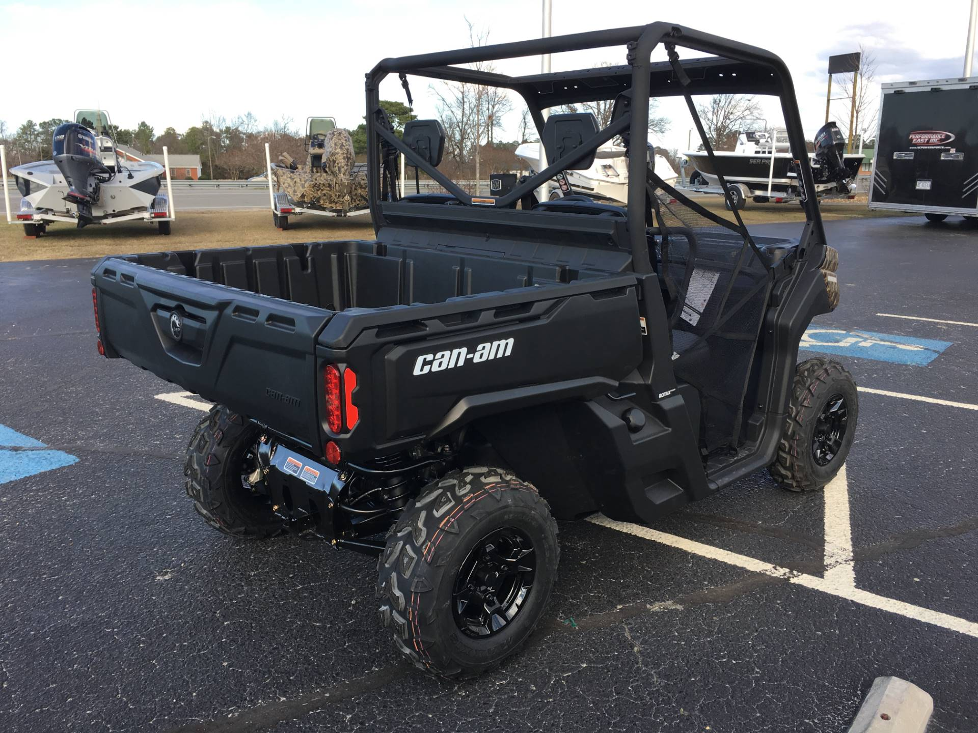 2017 Can-Am DEFENDER DPS HD5 in Goldsboro, North Carolina