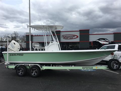2017 Sea Pro 228 BAY in Goldsboro, North Carolina