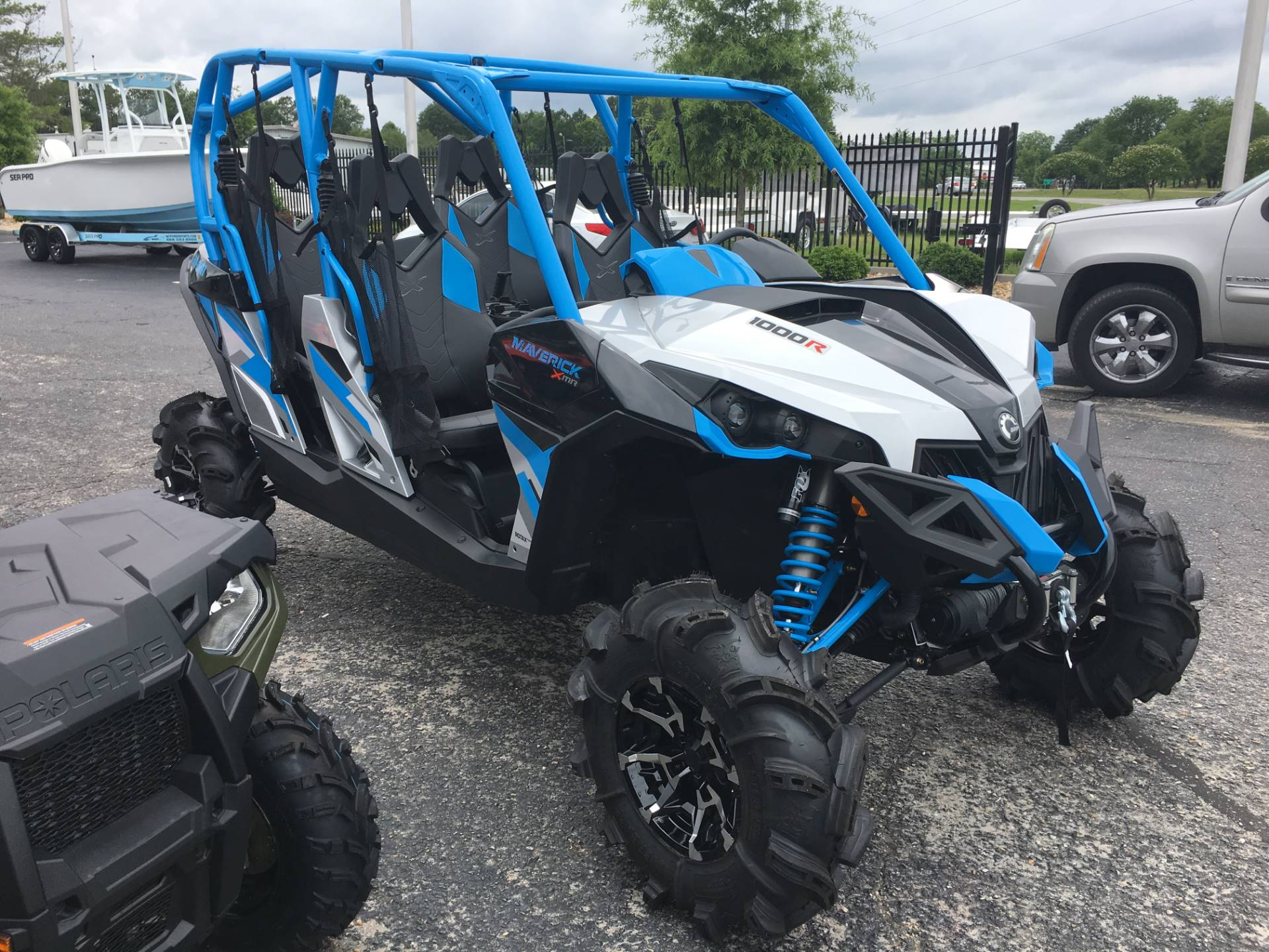 2017 Can-Am Maverick MAX X mr in Goldsboro, North Carolina