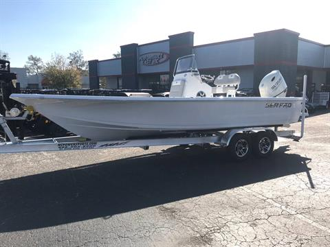 2018 Sea Pro 228 DLX BAY in Goldsboro, North Carolina