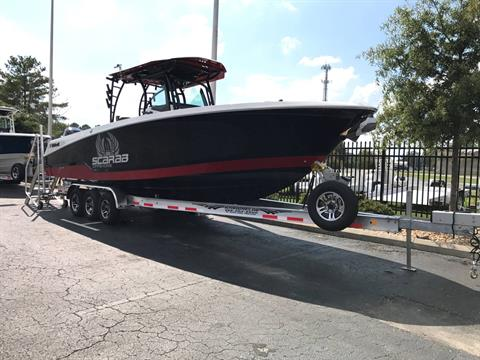 2018 Wellcraft 302 SCARAB OFFSHORE in Goldsboro, North Carolina