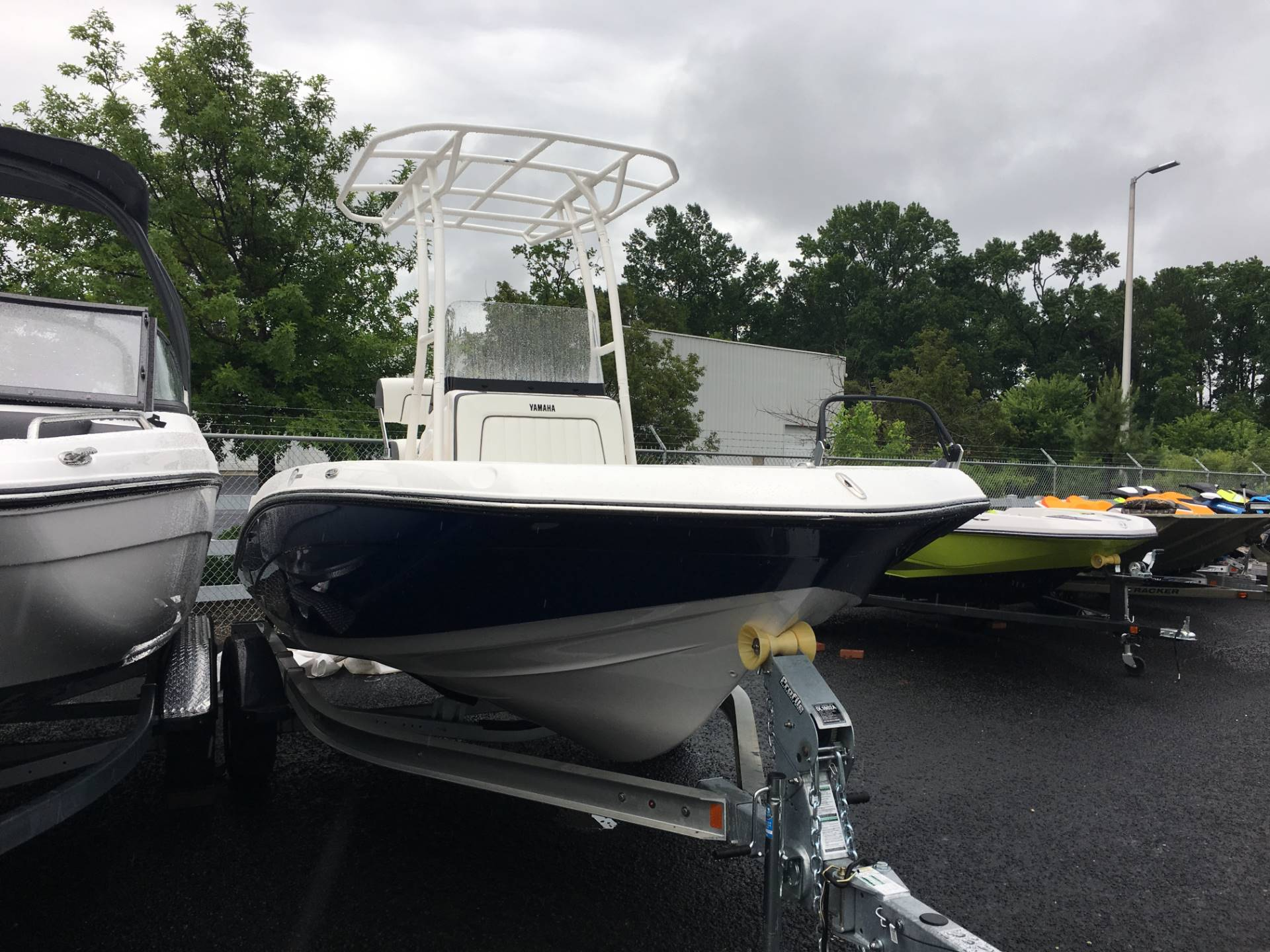 2017 Yamaha 190 FSH SPORT in Goldsboro, North Carolina