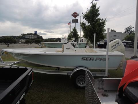 2017 Sea Pro 172 BAY in Goldsboro, North Carolina