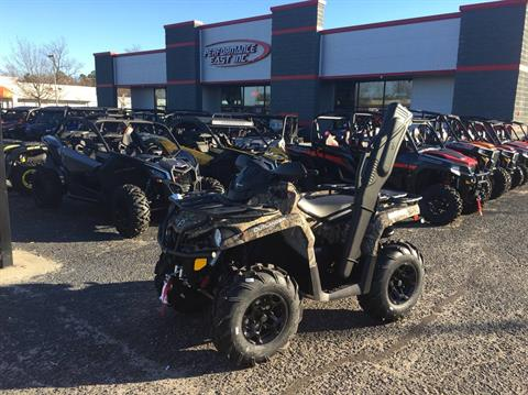 2018 Can-Am Outlander Mossy Oak Hunting Edition 1000R in Goldsboro, North Carolina