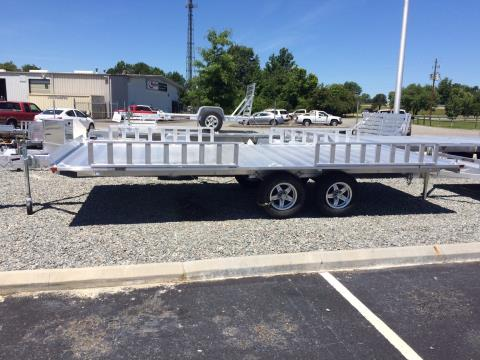2017 ALUMA A8818 UTILITY TRAILER in Goldsboro, North Carolina