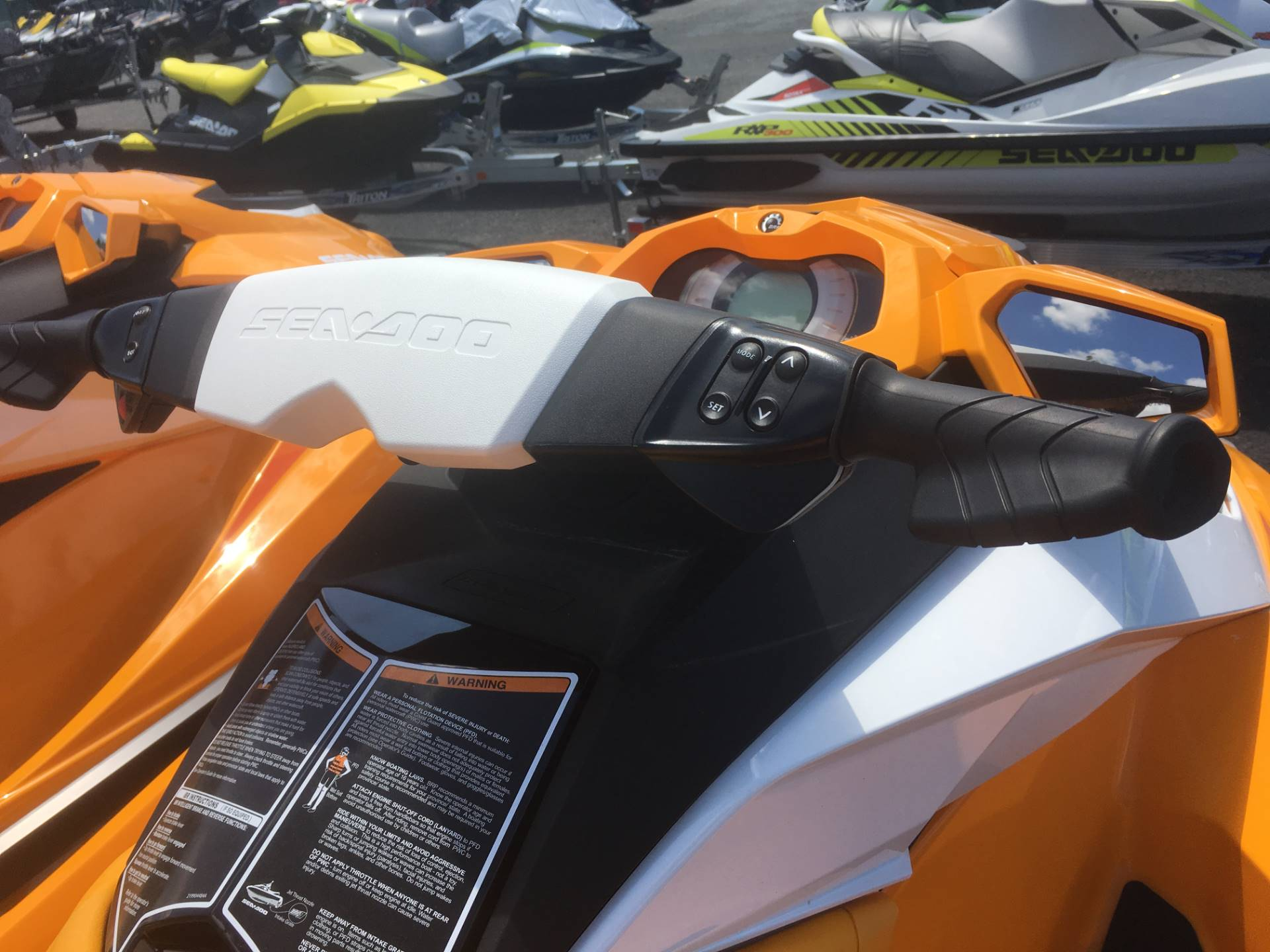 2017 Sea-Doo GTI SE 130 in Goldsboro, North Carolina