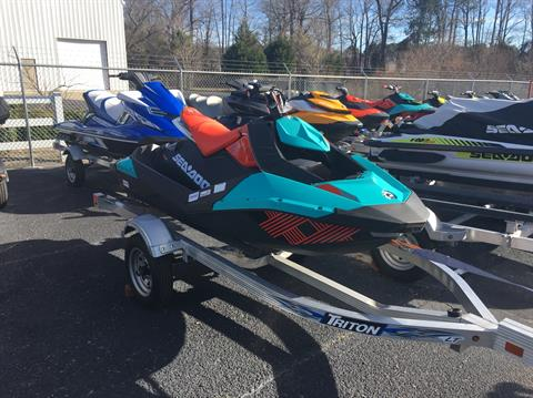 2018 Sea-Doo Spark 2up Trixx iBR in ,