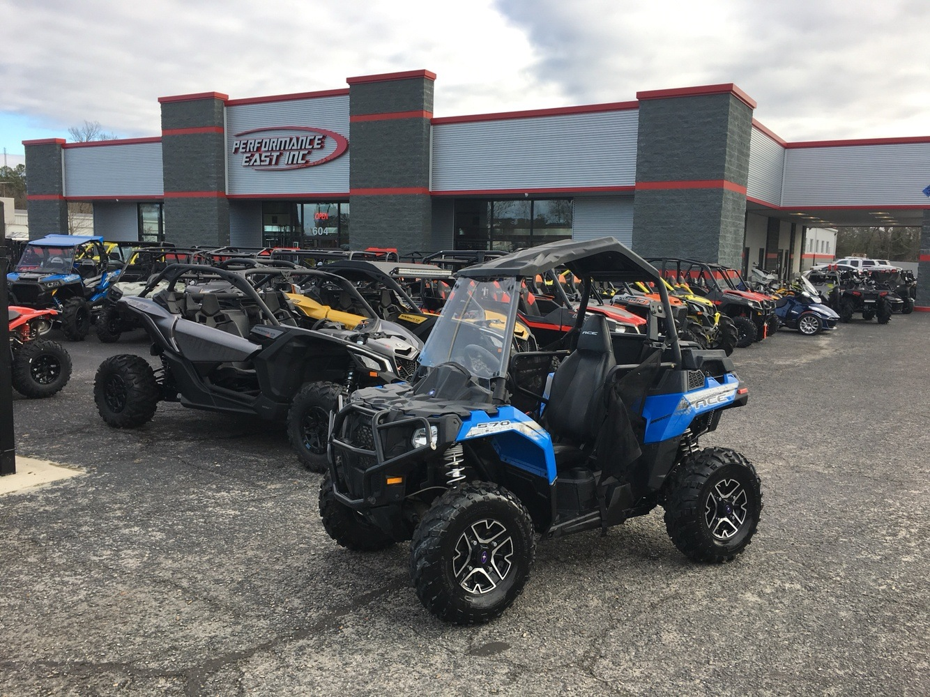 2015 Polaris ACE™ 570 in Goldsboro, North Carolina