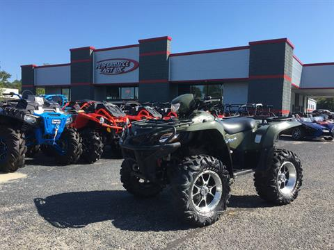 2009 Suzuki KingQuad® 750AXi in Goldsboro, North Carolina