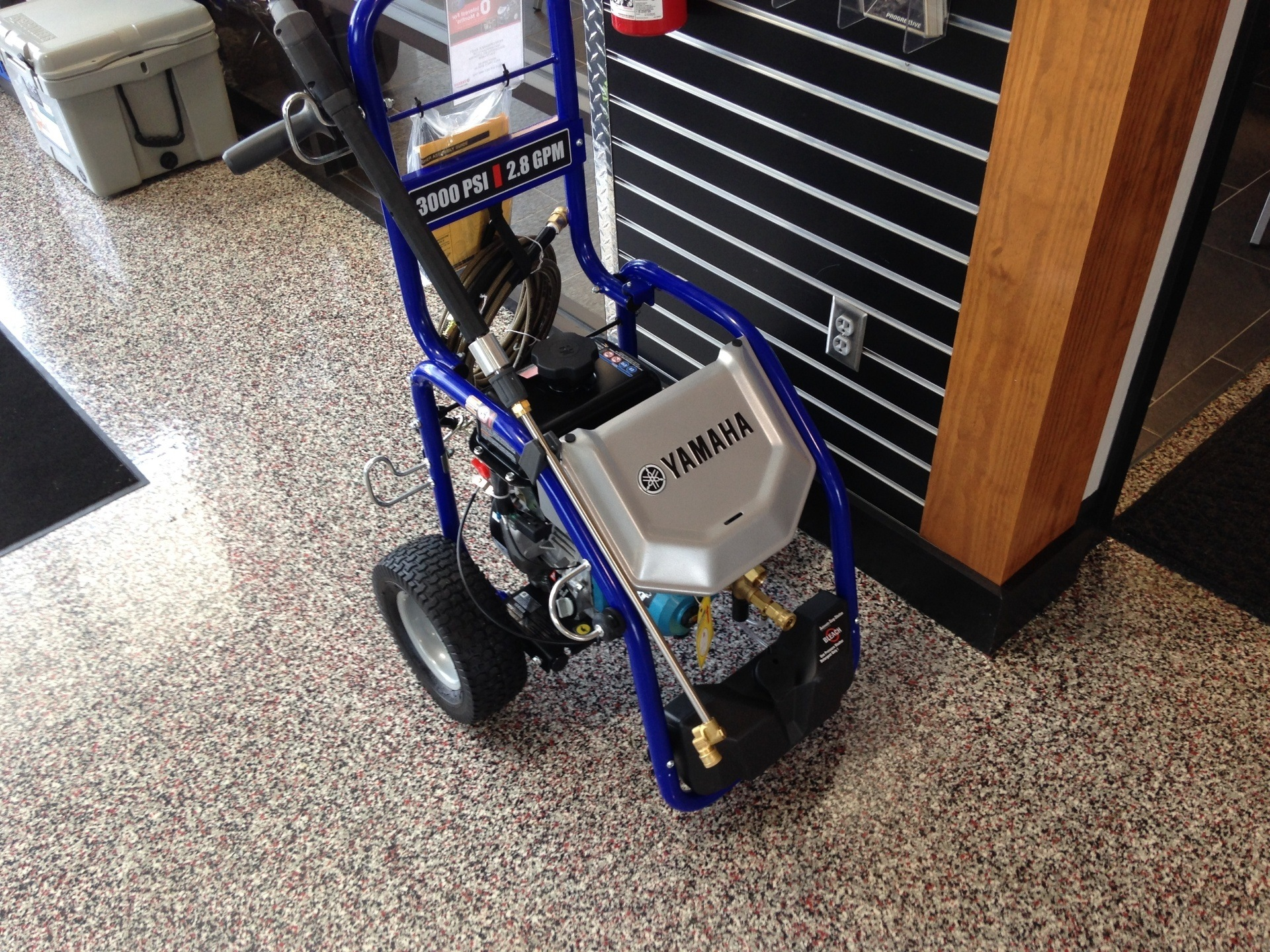 2016 Yamaha PW3028 Pressure Washer in Goldsboro, North Carolina