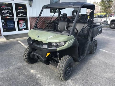 2017 Can-Am Defender HD5 in Greenville, North Carolina