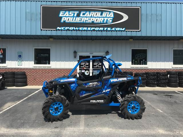 2017 RZR XP 1000 EPS High Lifter Edition