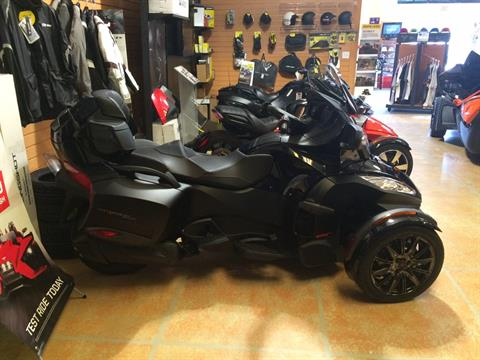 2016 Can-Am Spyder RT-S Special Series in Greenville, North Carolina
