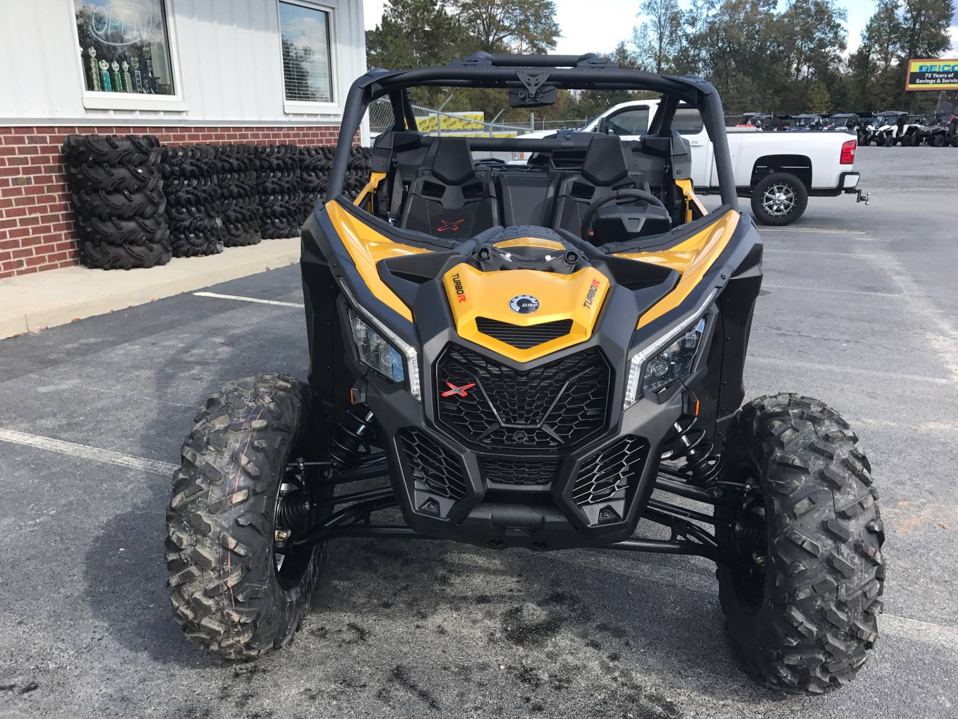 2017 Can-Am Maverick X3 X ds Turbo R in Greenville, North Carolina