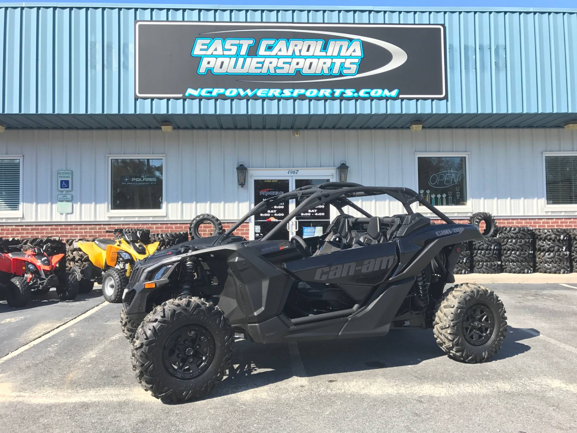 2017 Maverick X3 X ds Turbo R