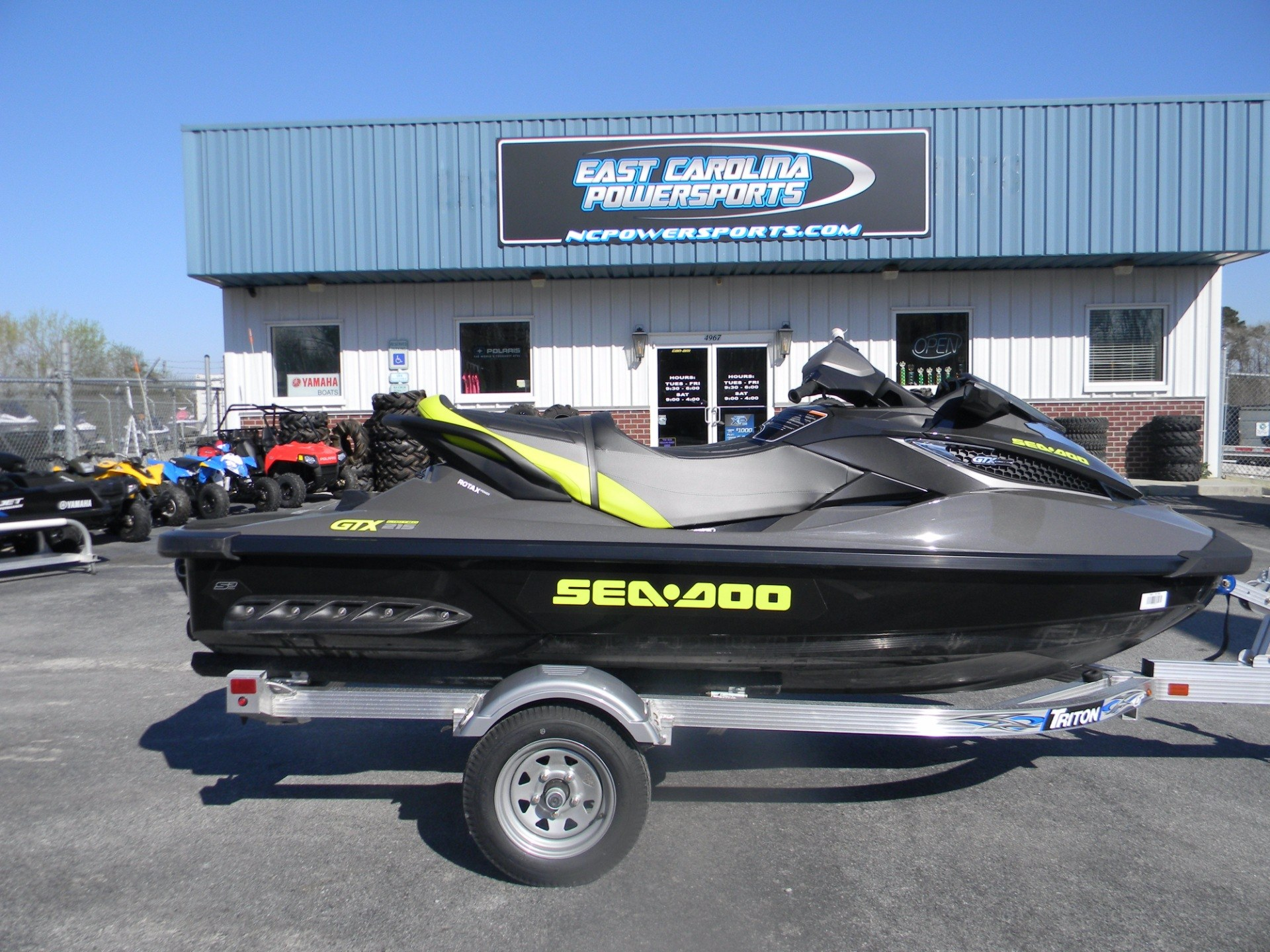 2015 Sea-Doo GTX Limited 215 1