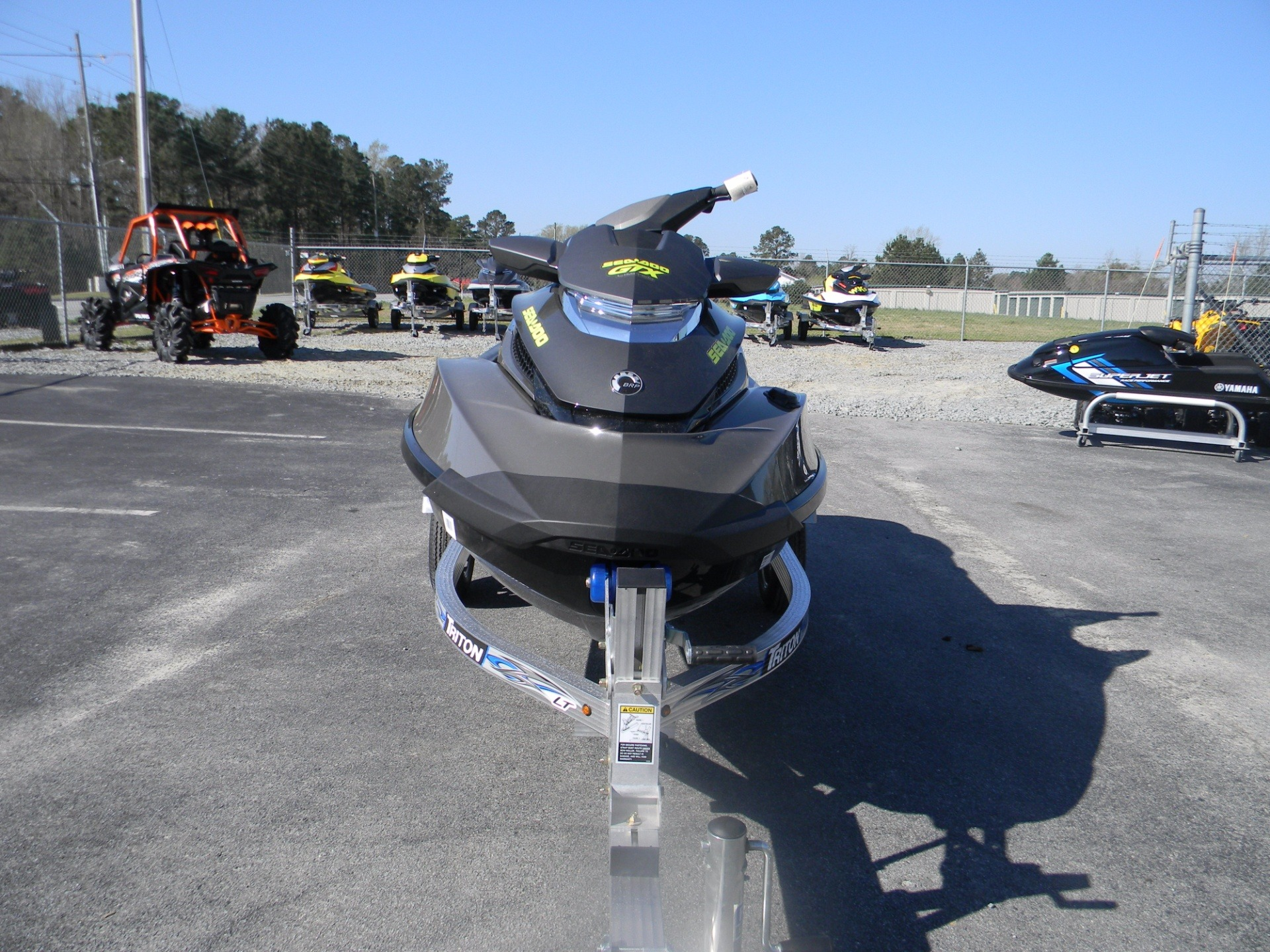 2015 Sea-Doo GTX Limited 215 2