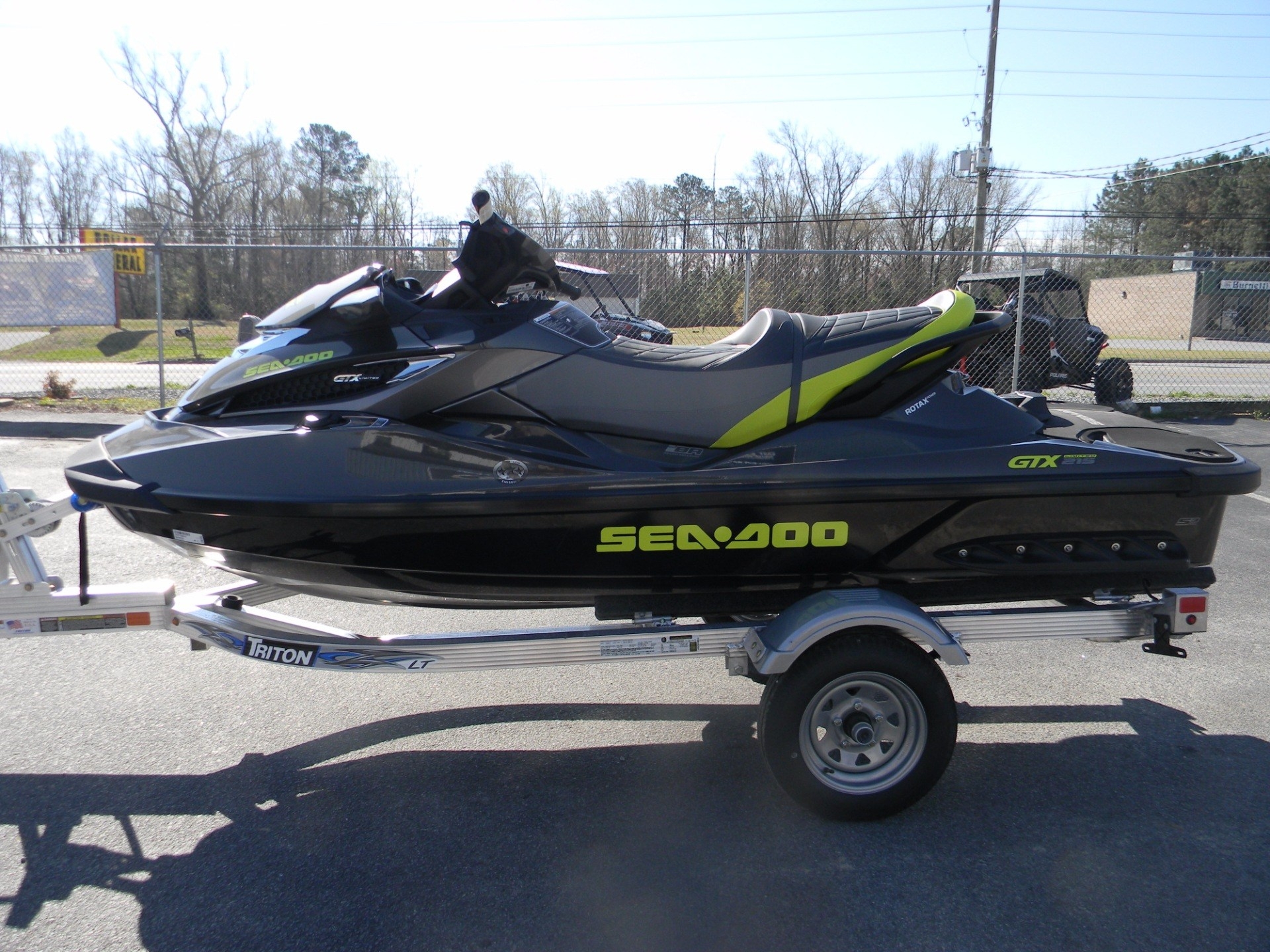 2015 Sea-Doo GTX Limited 215 3