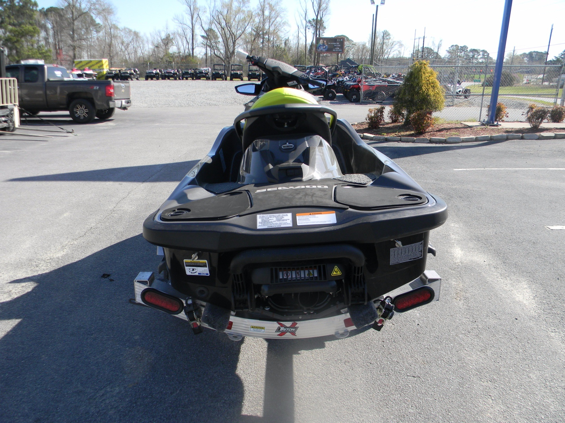 2015 Sea-Doo GTX Limited 215 4