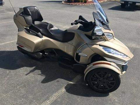 2017 Can-Am Spyder RT-S in Greenville, North Carolina