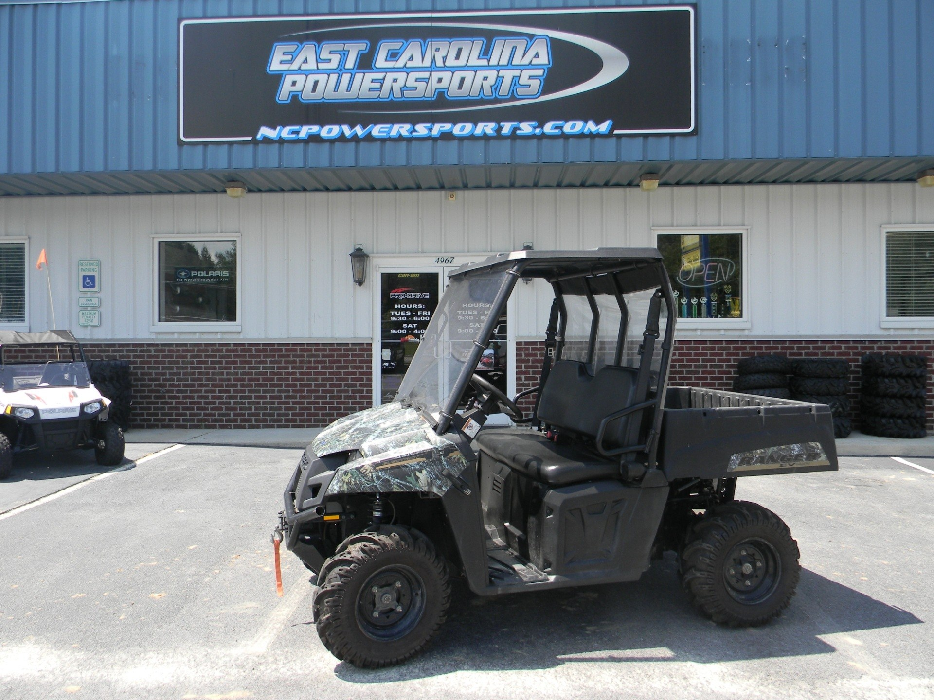2010 Ranger EV