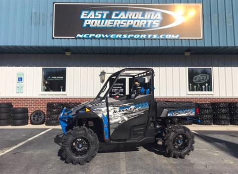 2017 Polaris Ranger XP 1000 EPS High Lifter Edition in Greenville, North Carolina