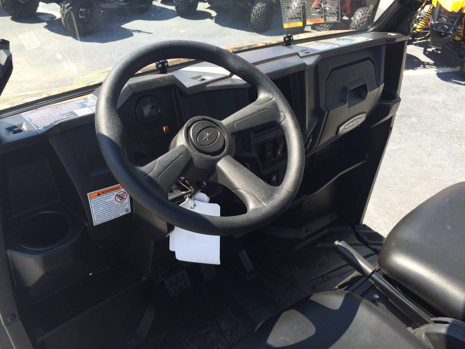 2018 Polaris Ranger EV 7