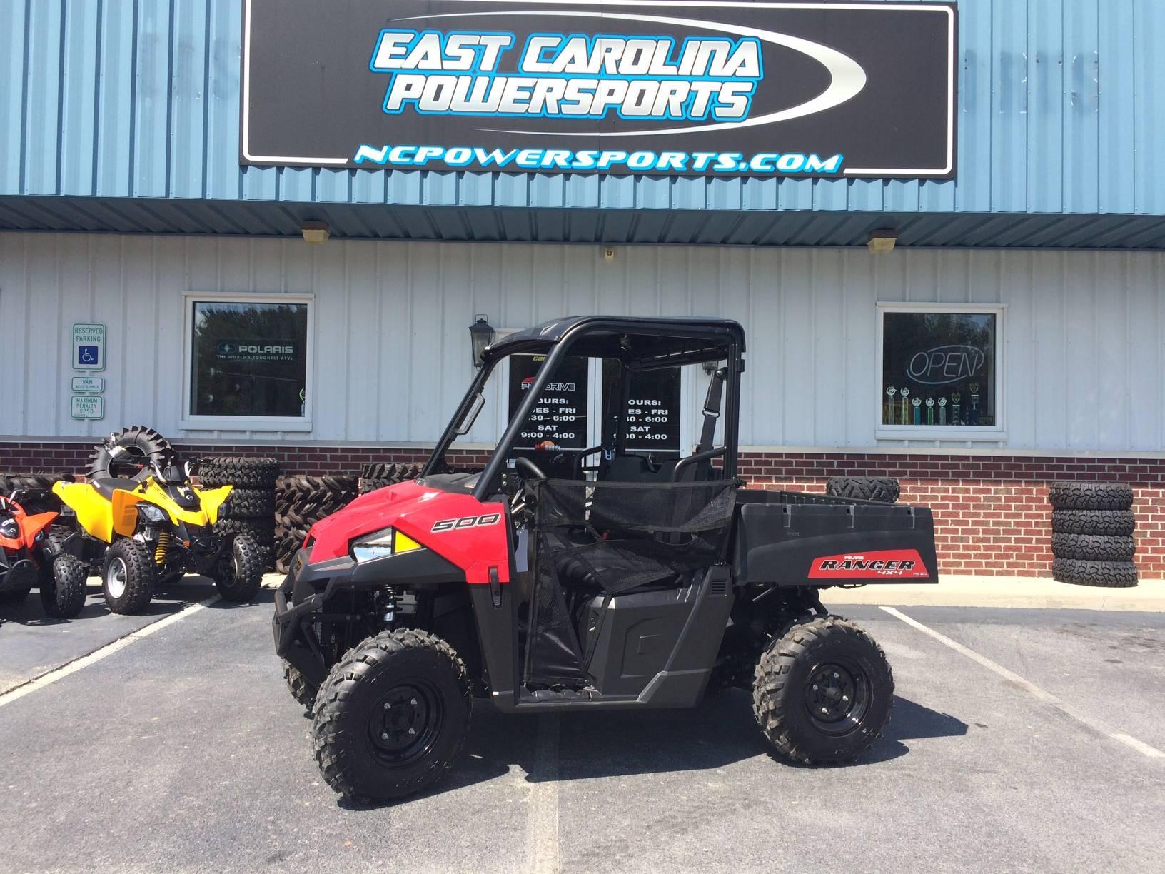 2017 Ranger 500